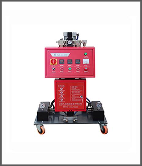 聚an酯发泡设备型hao:JNJX-III(E)